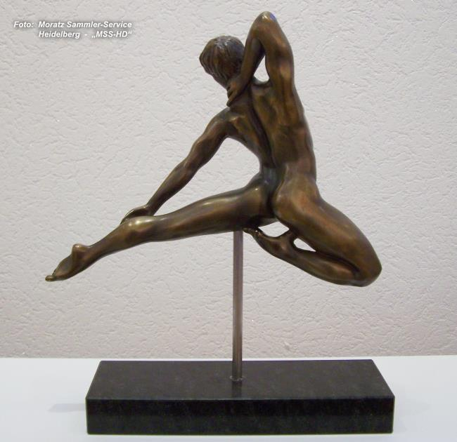 Maximilian Delius - Der Sprung (The Jump)